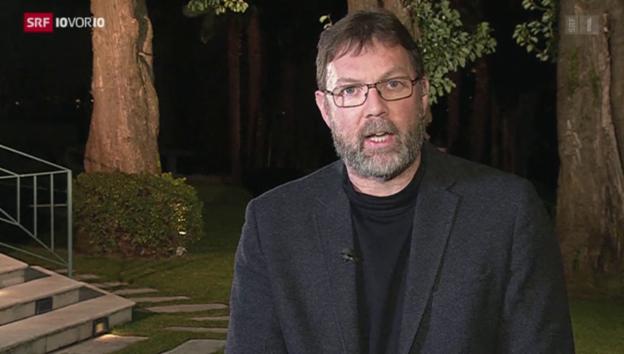 Video «Swissleaks: Einschätzungen von Peter V. Kunz» abspielen