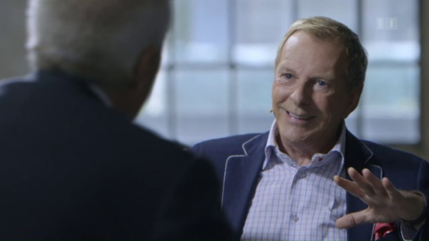 Video ««Focus Blind Date»: Pierin Vincenz trifft Kurt Aeschbacher» abspielen