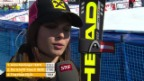 Video «Ski: Interview mit Anna Fenninger («sportlive», 12.3.14)» abspielen