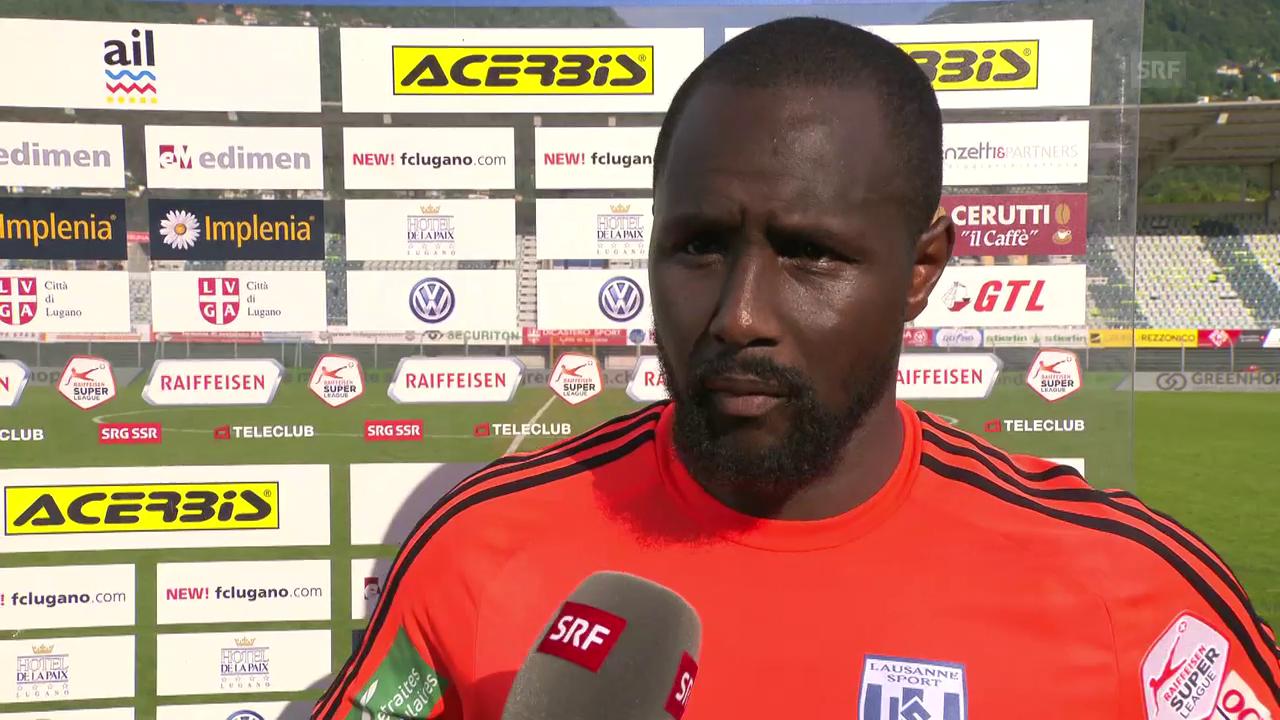 Cabral: «Ich kann die Fans verstehen»