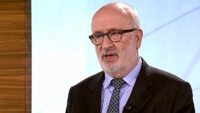 Video «Live im Studio: Holcim-Präsident Rolf Soiron» abspielen