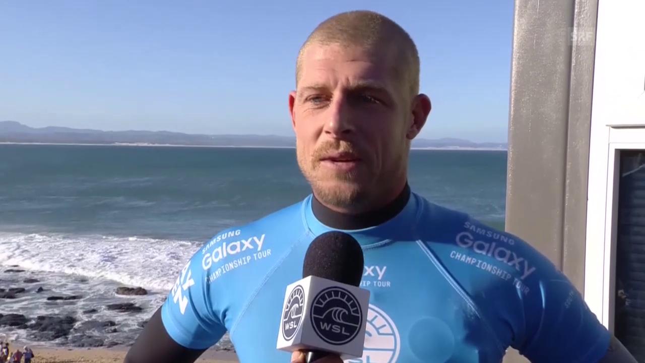 Surfen: Interview mit Mick Fanning (englisch)