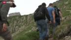 Video «SAC-Hütten neu online gebucht» abspielen