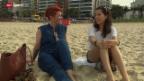 Video «FIFA WM: Intimo Brasil - der Strand von Ipanema» abspielen