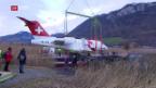 Video «Vom Ambulanz-Jet zum Museumsstück» abspielen