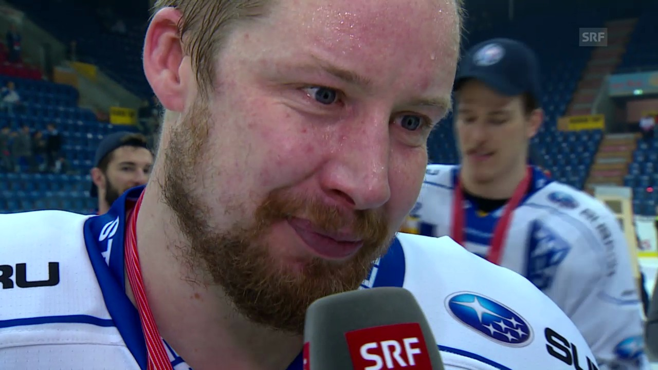 Interview mit ZSC-Captain Mathias Seger
