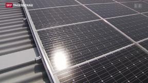 Video «Härtetest für die Energiepolitik» abspielen