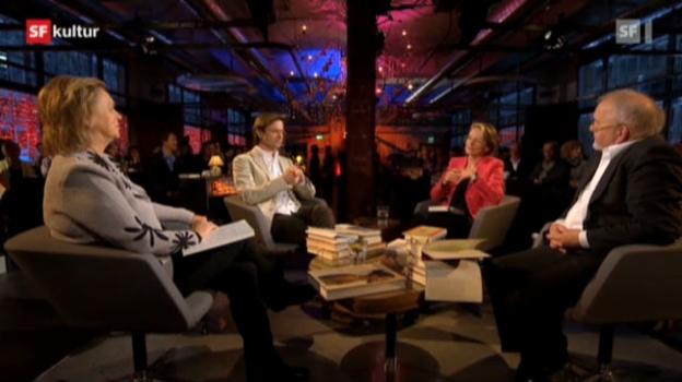 Video «Die Bücher der Sendung vom 20.11.2012.» abspielen