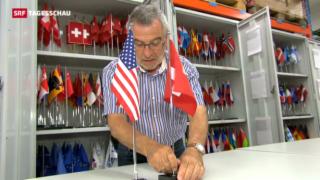 Video «Herr der Fahnen im Bundeshaus» abspielen