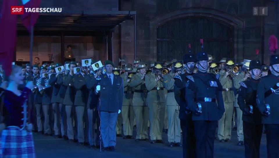Basel im Zeichen der Militärmusik