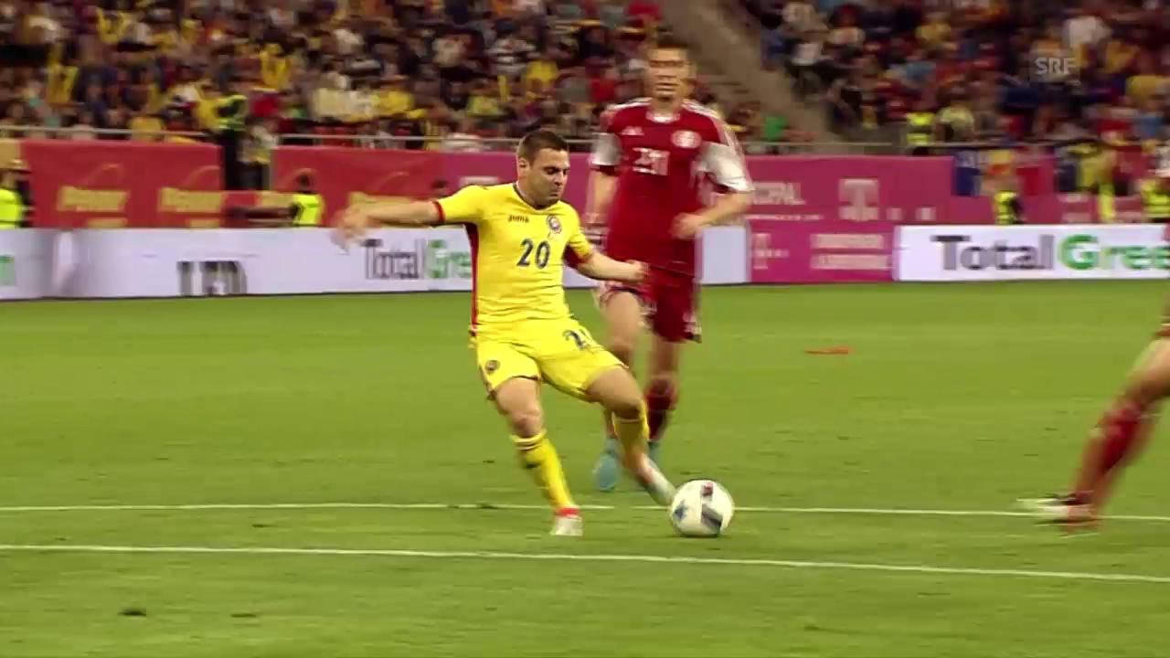 Rumänien mit Kantersieg gegen Georgien