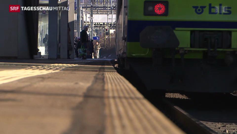 Öffentlicher Verkehr wird erneut teurer