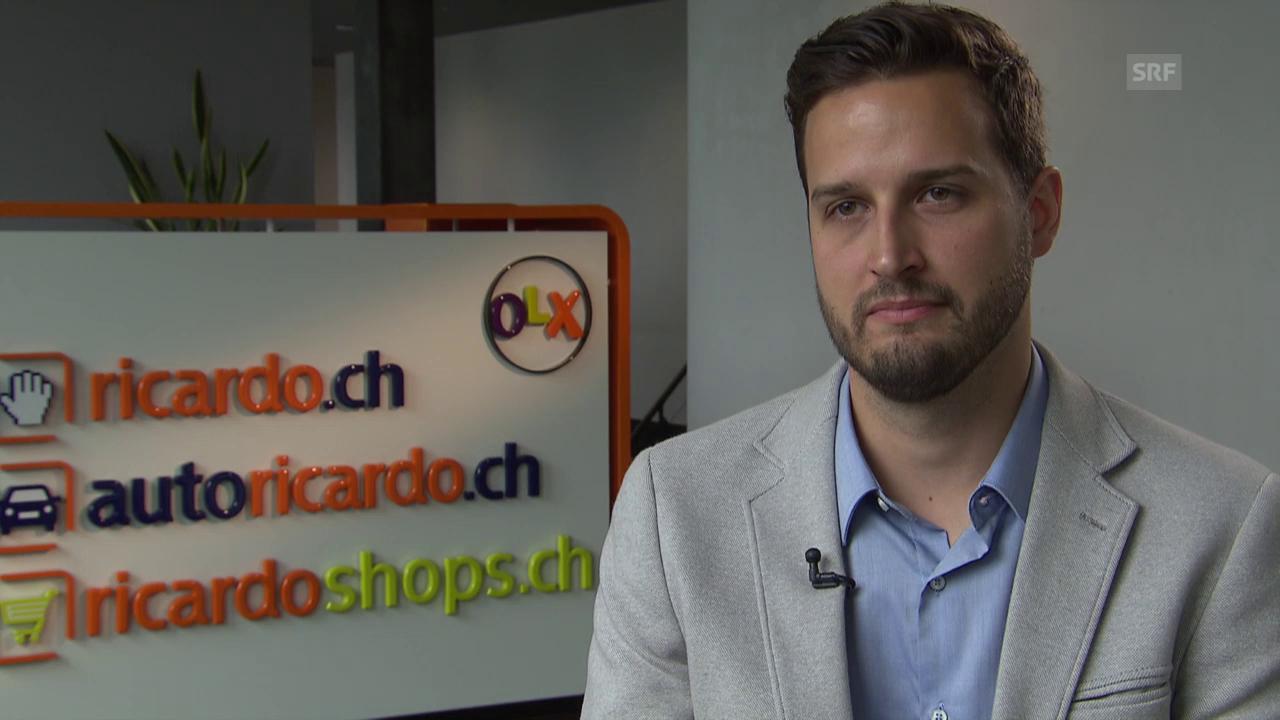 Simon Marquard gibt Tipps für sicheres Einkaufen
