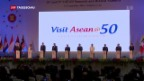 Video «Asean folgt auf G20-Gipfel» abspielen