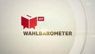 Video «SRG-Wahlbarometer vom 09.09.2015» abspielen