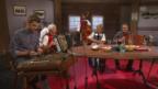 Video «Stammtisch-Kapelle: «Em Philipp zom Geburtstag»» abspielen