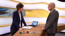 Video «Studiogespräch mit Ernst R. Anderwert» abspielen