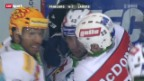 Video «Eishockey: Fribourg - Lakers» abspielen
