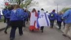 Video «Marsch der Lebenden» abspielen