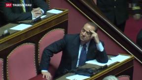 Video «Berlusconi in der Suppenküche?» abspielen