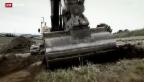 Video «Gezerre um Bauland» abspielen