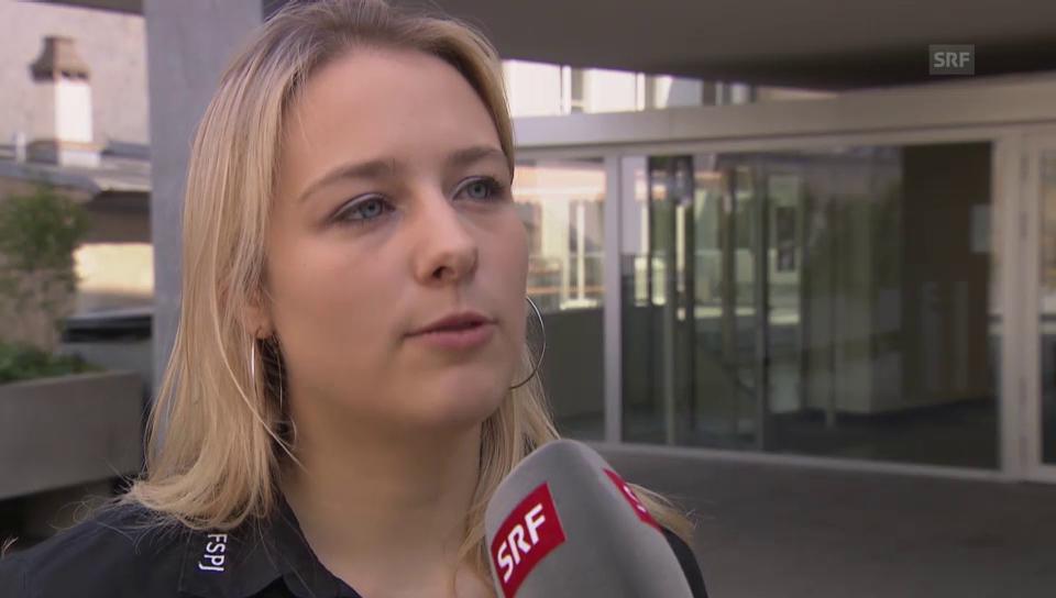 Polittalks: Lea Thommen über die Hintergründe