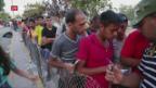 Video «Flüchtlingskontingente bestätigt» abspielen