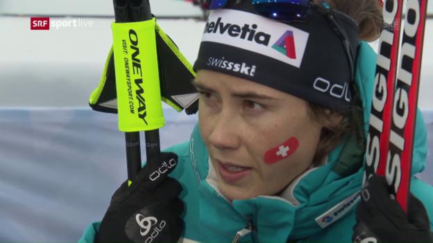 Video «Van der Graaff: «Gekämpft bis ins Ziel»» abspielen