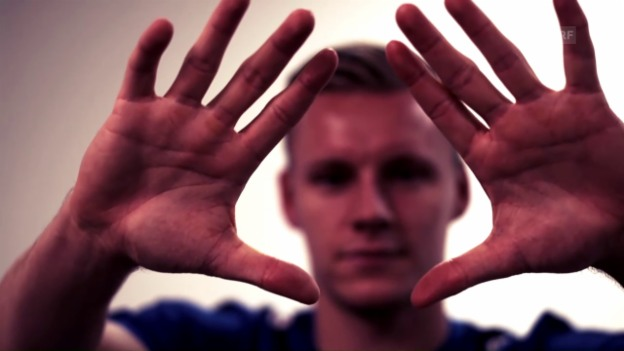 Video «Bernd Leno meldet seine Ansprüche an» abspielen