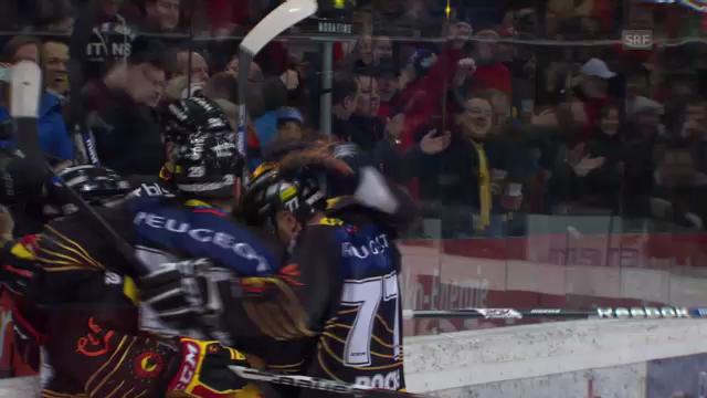 SC Bern - Fribourg-Gottéron («sportaktuell»)