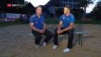 Video «Schwing-Serie «Alt und Jung» mit Remo Käser und Thomas Zaugg» abspielen