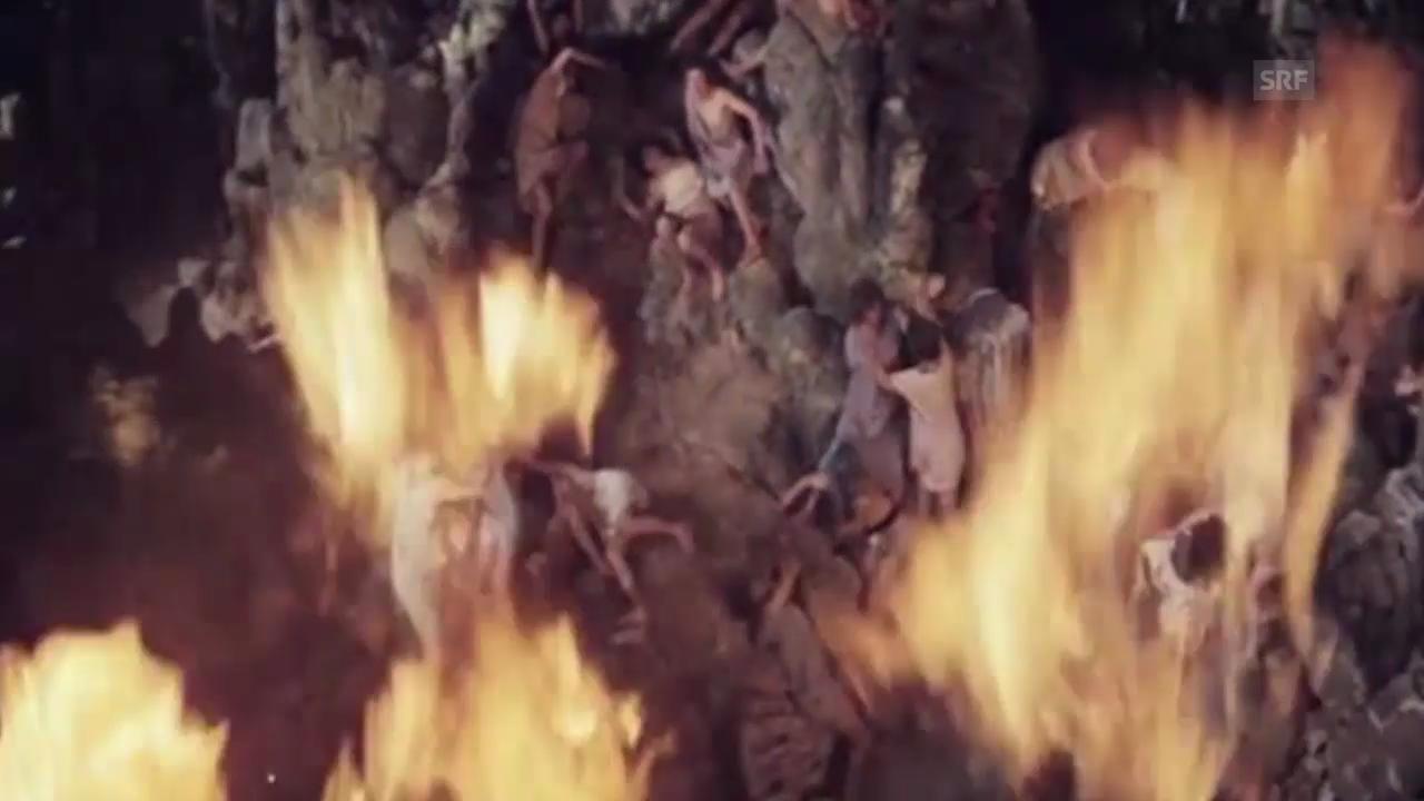 «Maciste all' inferno» von Riccardo Freda (IT, 1962)