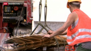 Video «SGB will höhere Löhne» abspielen