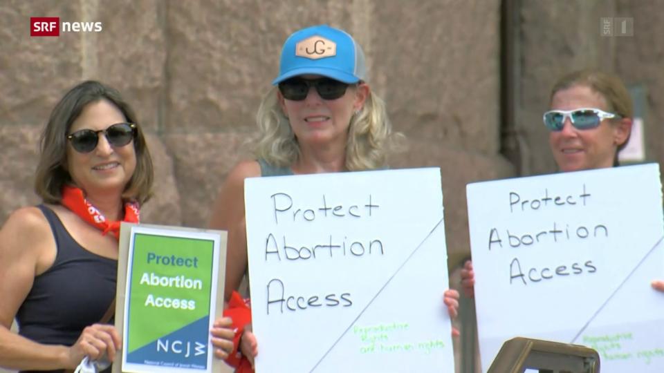 Aus dem Archiv: Strenges Abtreibungsgesetz in Texas bleibt