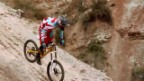 Video «Freeride Mountainbike: Ramon Hunziker an der WM in Utah» abspielen