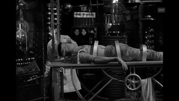 Video «Ausschnitt aus «Frankenstein» (1931)» abspielen