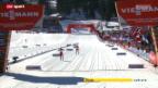 Video «Ski nordisch: Langlauf und Biathlon» abspielen
