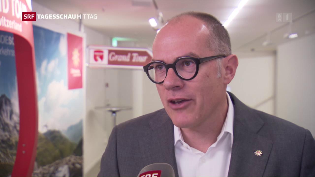 Schweiz-Tourismus-Chef zur Sommersaison 2016