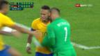 Video «Brasiliens Fussballer holen die ersehnte Goldmedaille» abspielen