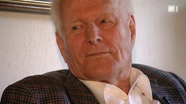 Prix Courage für Rolf Sigg