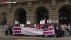 Video «Ständeratskommission sagt Ja zur Homo-Ehe» abspielen