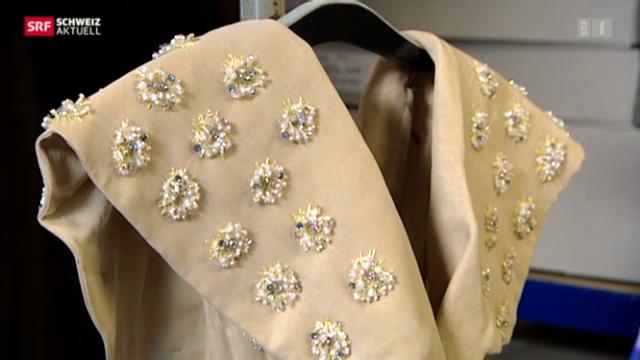 Haute Couture zum Anfassen