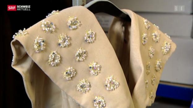 Video «Haute Couture zum Anfassen» abspielen