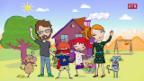 Laschar ir video «Famiglia Babulin Episoda 1: La famiglia Babulin - Sursilvan»