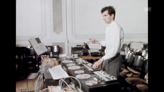 Video «Heinz Holliger - Herzmusik» abspielen