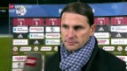Video «Luzern schlägt Lausanne dank Blitzstart» abspielen