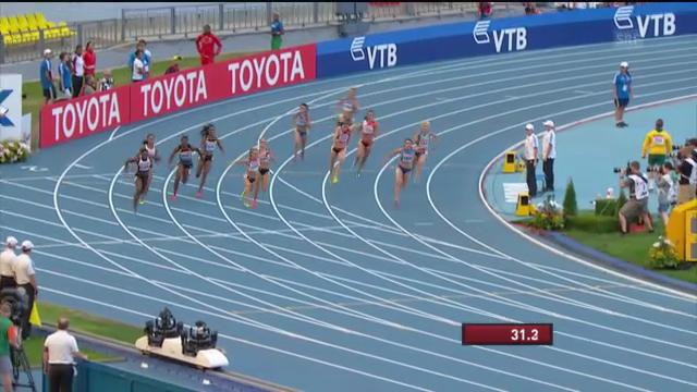 Der Schweizer Rekord der 4x100-m-Staffel