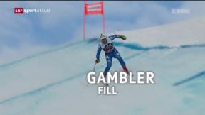 Video «Ski alpin: Vorschau auf die Lauberhorn-Abfahrt» abspielen