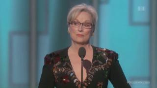 Video «Wer bei den Golden Globes sonst noch überraschte» abspielen