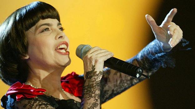 So wurde «Hinter den Kulissen von Paris» zum Mireille Mathieu-Hit